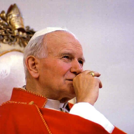 """"""" To przemijanie ma sens…!"""" św. Jan Paweł II"""