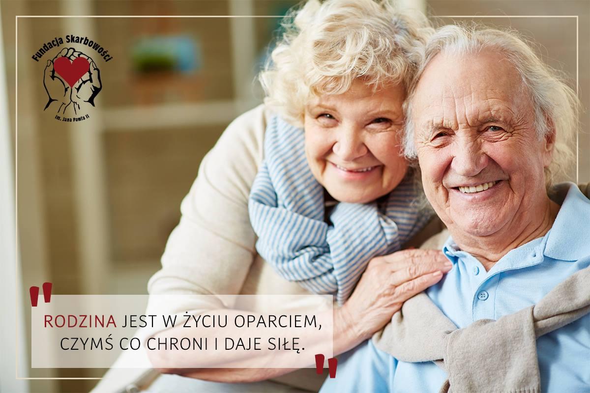 Dzień Babci i Dziadka:  Tytuł: Z Wami świat jest piękniejszy!