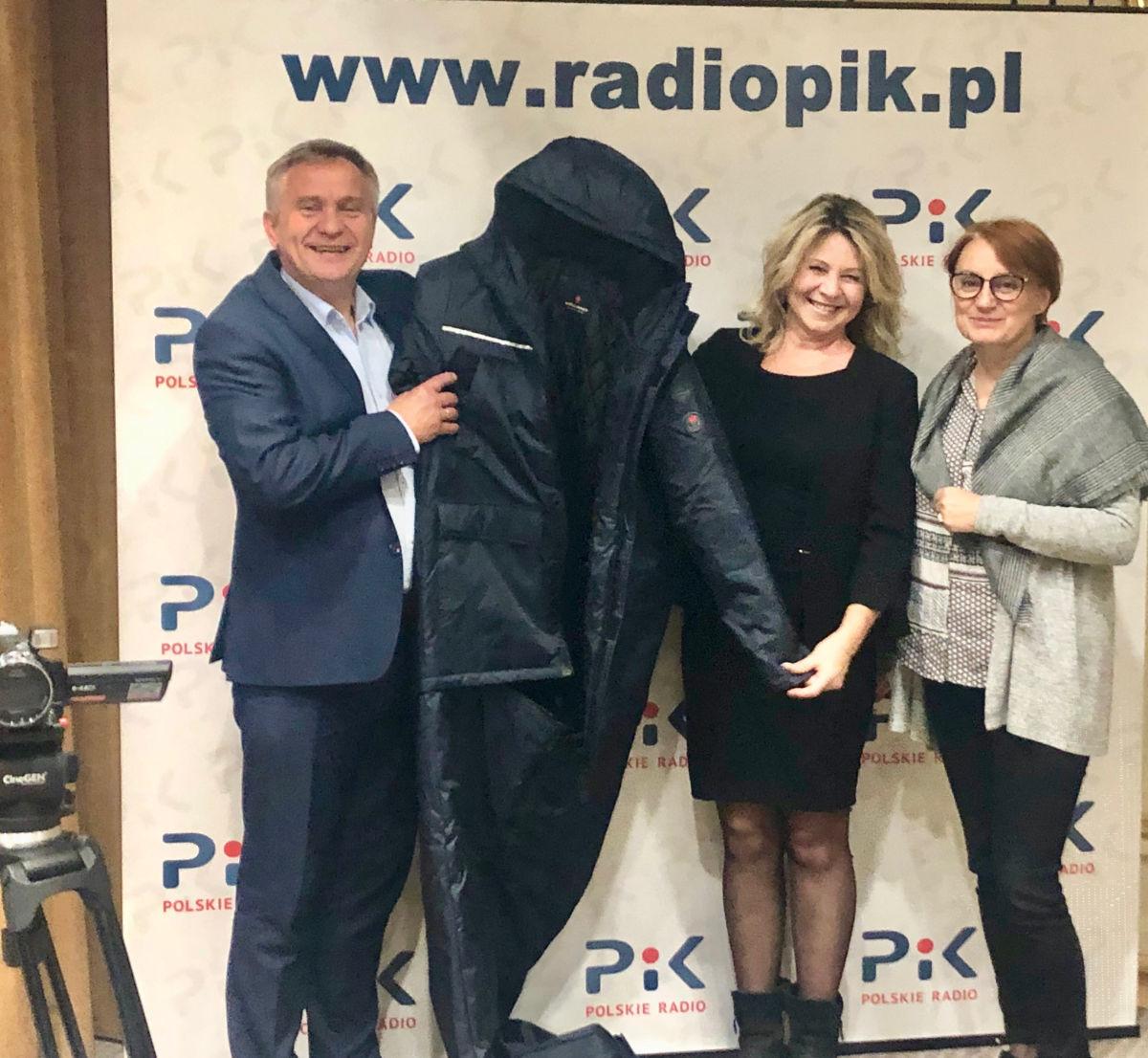 O 20 latach działalności Fundacji i o projekcie CIEPŁE SERCE posłuchacie w Polskim Radiu PIK!