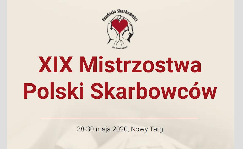 Ruszyła rejestracja na XIX Mistrzostwa Polski Skarbowców, Nowy Targ 2020