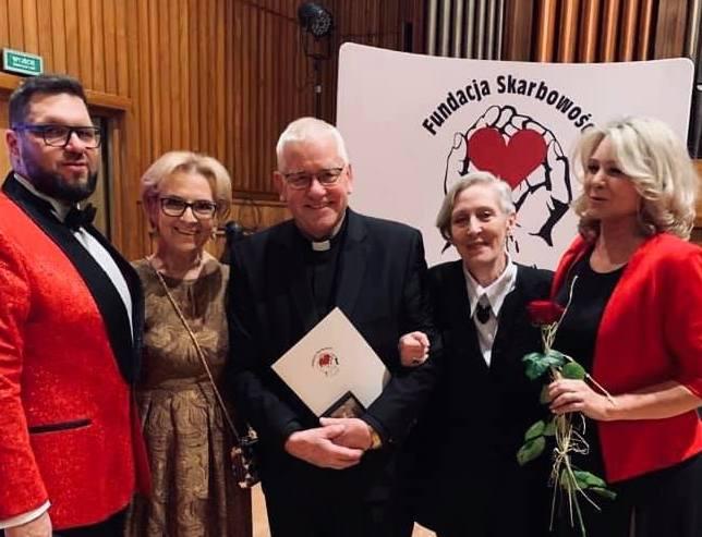 ks. Ryszard Pruczkowski – pierwszy Diecezjalny Duszpasterz Skarbowców, Kaplan z sercem na dłoni, obchodzi dzisiaj swoje 70-te urodziny!