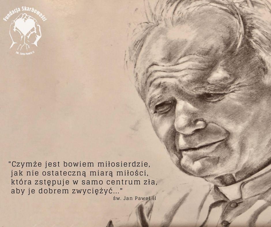 2 kwietnia 2020r. w dniu 15. rocznicy odejścia Jana Pawła II do Domu Ojca o 21:37 #zapalwoknieświecę