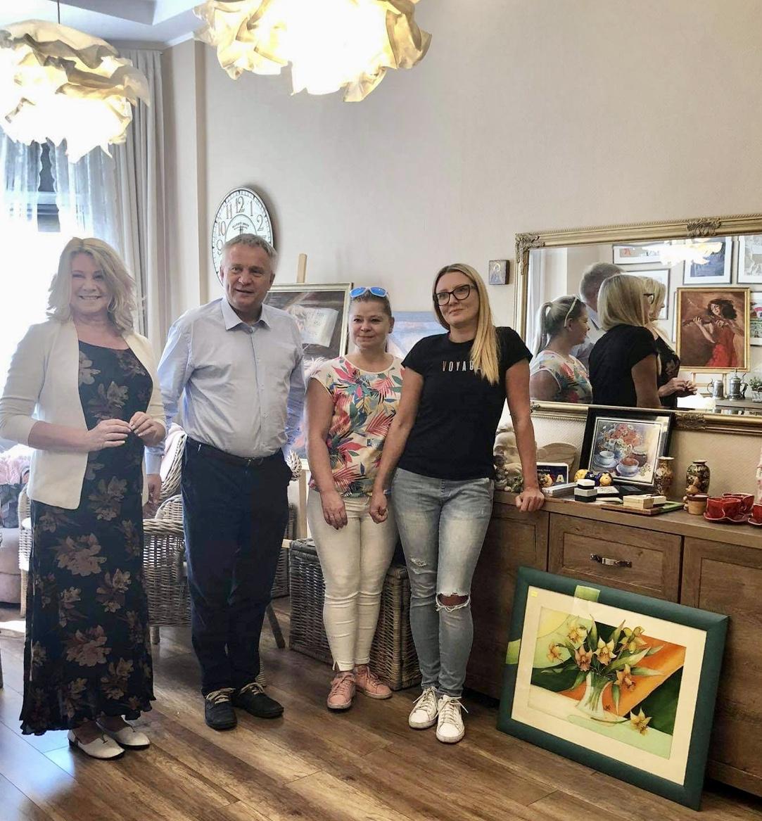 💕 Spotkanie z Wolontariuszami Fundacji z IAS Szczecin!