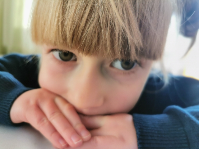 Amelka Skonieczna, 6 lat