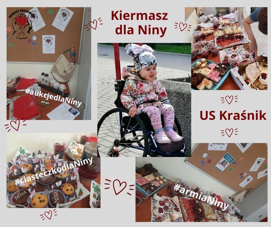 To ostatnia prosta! Potrzeba jeszcze tylko 130 tys., aby uratować zdrowie i życie Niny Słupskiej!